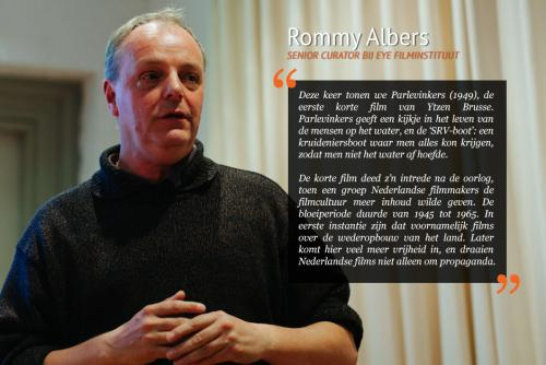 rommy albers - stadsleven - Bibi Veth